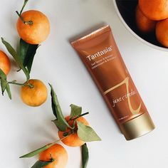The citrus-scented solution for the perfect #sunlesstan.