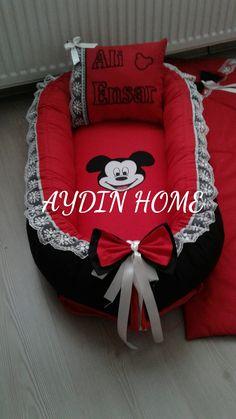 #babynest #mikimause #bebekyatagi disney mickey & minnie mouse babynest