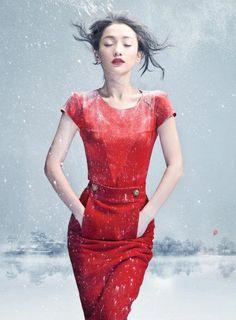 周迅 Zhou Xun