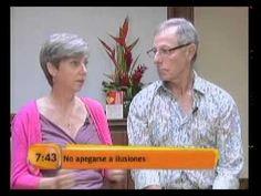 Our interview on Buen Dia - a Costa Rican TV Show - translated into Spanish!  Mejorar la relación de pareja - La pareja Ariel y Shya Kane, nos brindan consejos de cómo ser y tener una mejor pareja.