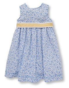 Darcy Brown Pinny Dress