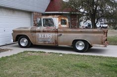 1963 Chevy C10 SWB Fleet