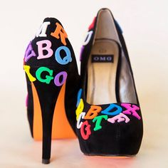 The Art of the Shoe in Full Color II by Lindsey on Etsy