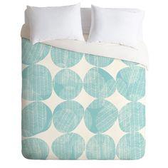 Camilla Foss Eggs III Duvet Cover | DENY Designs Home Accessories