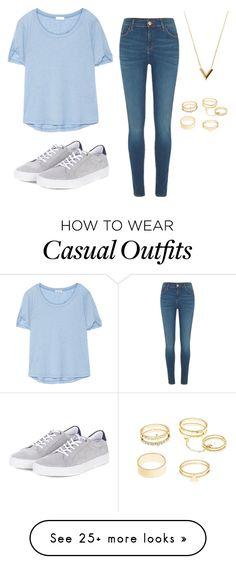 """""""casually cute"""" by littlebitcook3 on Polyvore featuring Splendid, River Island, Barbour, Charlotte Russe and Louis Vuitton"""