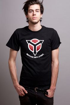 """""""Obedience. Duty. Loyalty.""""  Can't say no to a Killzone-inspired shirt."""