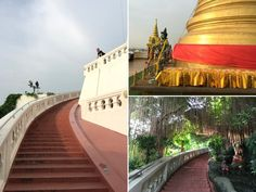 Bangkok: Tipps für Thailands faszinierende Stadt der Engel | black dots white spots Hotels, Opera House, Thailand, Stairs, Building, City Of Angels, Temples, Old Town, Viajes