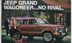 Jeep Grand Wagoneer No Rival advertisement