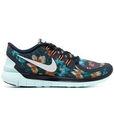 finest selection eb678 48edd Nike White Free 5.0 Photosynthesis Trainers featuring polyvore, fashion,  shoes, athletic shoes,
