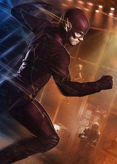 Póster de 'The Flash'