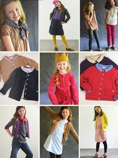 Win Gorgeous Fall Clothes from Olive Juice Kids! Giveaway on DesignMom.com #fall #kidsclothes