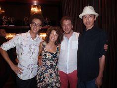 Michael Valeanu, Cyrille Aimée & Adrien Moignard@Cotton Club(2013.08.22)