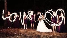 Wedding Moments  Sparkler Fun
