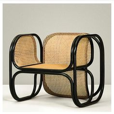 Jan Bocan for Thonet. 1972.