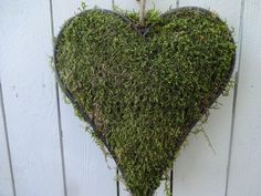 Items similar to Moss Wreath Rustic Wedding Wreath Rustic Wreath Heart Wreath Valentine Wreath Saint Patrick's Day Wreath Green Wreath Home Decor on Etsy Purple Wreath, Lavender Wreath, Green Wreath, Moss Wreath, Twig Wreath, Heart Wreath, Autumn Wreaths, Holiday Wreaths, Wedding Wreaths