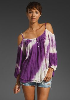 JEN'S PIRATE BOOTY Bowie in Cloud Orchid Tie Dye at Revolve Clothing - Free Shipping!
