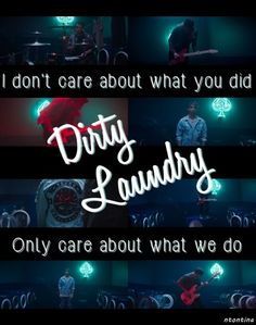 Dirty Laundry ~ All Time Low
