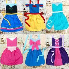 cotton disney princess dress