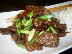 Top Secret Recipes | P.F. Chang's Mongolian Beef Copycat Recipe