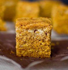 4 Ingredient Pumpkin Bread Bites   FaveGlutenFreeRecipes.com