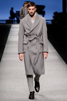 AW14 - Milan Fashion Week - Canali http://www.style.com/fashionshows/review/F2014MEN-CANALI