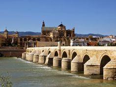 Puente Romano (Córdoba) / Roman bridge (Córdoba), by @pizzo_76 e si questo è indimenticabile.... :)