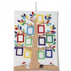 árbol genealógico portafotos para colgar en la pared