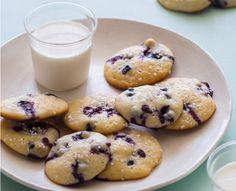 Galletas de arándano y yogurt - El Gran Chef