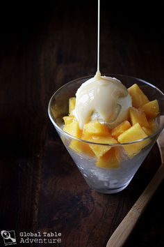 Easy Taiwanese Shaved Ice Treat   Bào Bīng