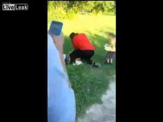 Shocking Video: Mom beaten as toddler tries to intervene