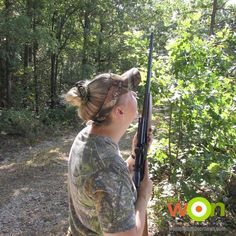 Do you squirrel hunt? Do you want to? Marti Davis Afield shares - Squirrel hunting for beginners: http://www.womensoutdoornews.com/2014/09/squirrel-hunting-beginners/ Sponsored by CrossBreed Holsters, LLC #beginninghunter #squirrelhunt Marti-squirrelhunt1_1