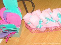 Cupcake Wishes & Birthday Dreams: {Party Recap} Monster High Spa Party @Marlénè Wishes & Birthday Dreams