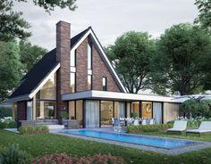Modern landelijke villa - Bongers Architecten BNA