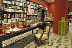 Assouline Bookstore. Las Vegas, Nevada. EA.