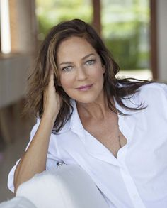 kelly klein 56, still young and beautiful as she ages. Simplicity and quality is her style. All women as they age should take note.
