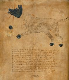 Aratea: Making Pictures with Words in the 9th Century | The Public Domain Review