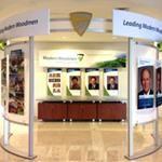Custom Nomadic Office Display