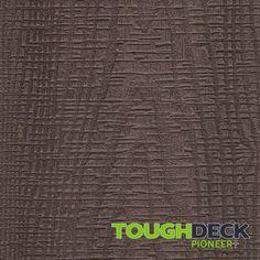 Chocolate Brown Wood Grain WPC Decking Board - Pioneer+ Wpc Decking, Composite Decking, Pioneer Decks, Wood Grain Texture, Brown Wood, One Sided, Chocolate Brown, Grains, Surface