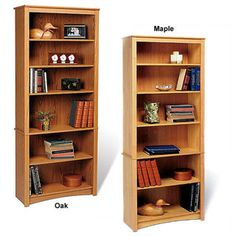 @Overstock - Upscale and versatile, the 6-shelf Bookcase is a great addition to your study, office or living room. Six shelves serve to organize and hold household items like books, picture frames, candles and more.http://www.overstock.com/Home-Garden/6-shelf-Bookcase/499785/product.html?CID=214117 $169.99