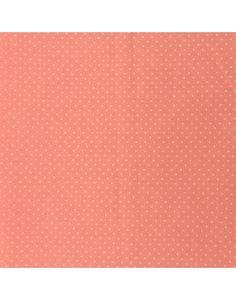 Tela lunares fondo rosa