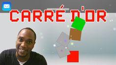 SqUARe-X Original puzzle game #3 - Carré d'or.   Aujourd'hui je vous montre comment réaliser un carré de d'or.