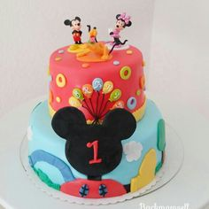 Mickey Maus Wunderhaus Torte