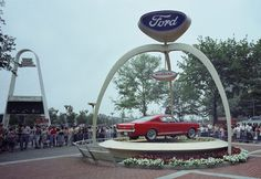 1964 World Fair...
