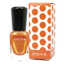 Zoya Nail Polish Mini in Tanzy with Color Cutie Box! Available while supplies last.