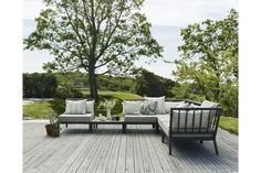 Tradition lounge group by Skagerak.