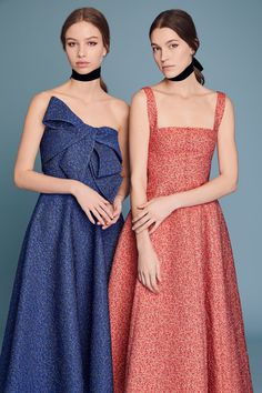 Lela Rose Fall 2018 Ready-to-Wear Fashion Show Collection