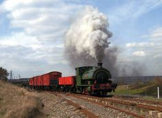Chasewater Railway Museum 3 photos of Hawthorn Leslie loco 'Asbestos' (Not forgetting 'Sentinel') A few photographs sent to us by Robin Stewart-Smith, taken at a Gala in 2004. (Hard to believe tha...