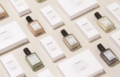 Packaging by Heavy Atelier, Graphic Design by Natasha Mead