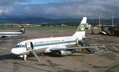 EI-ASK B737 Aer Lingus Glasgow Abbotsinch 25.9.74 | Flickr - Photo Sharing! Illinois, Glasgow Airport, Images Of Ireland, Air Photo, Civil Aviation, Commercial Aircraft, Flaxseed, British Airways, Airports