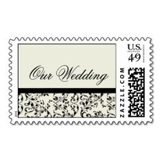 =>>Cheap          Damask Wedding Cream & Black Postage Stamp           Damask Wedding Cream & Black Postage Stamp we are given they also recommend where is the best to buyDeals          Damask Wedding Cream & Black Postage Stamp Online Secure Check out Quick and Easy...Cleck Hot Deals >>> http://www.zazzle.com/damask_wedding_cream_black_postage_stamp-172620019265586237?rf=238627982471231924&zbar=1&tc=terrest